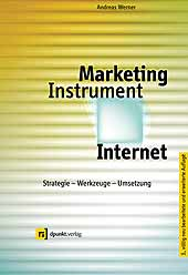 Marketing-Instrument Internet